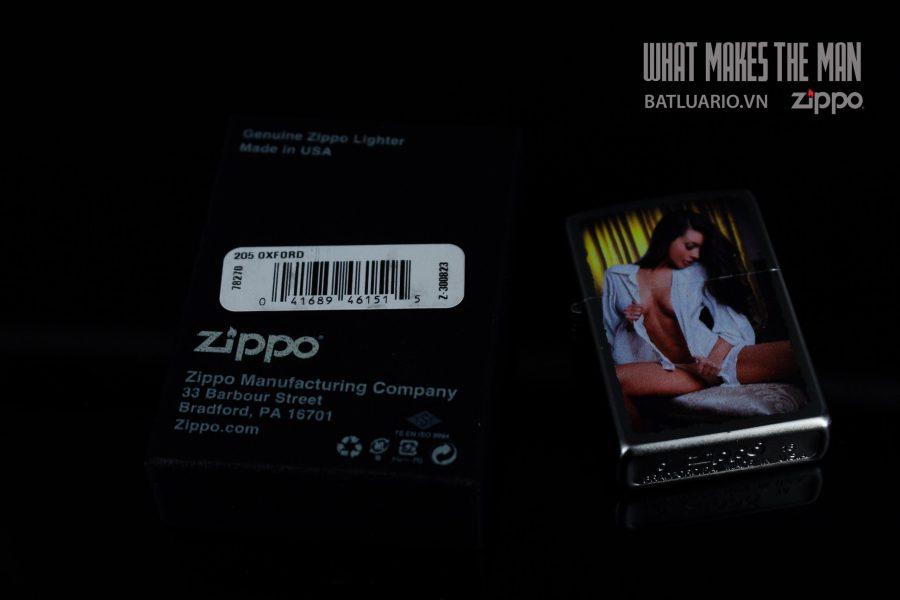 ZIPPO 205 OXFORD 1