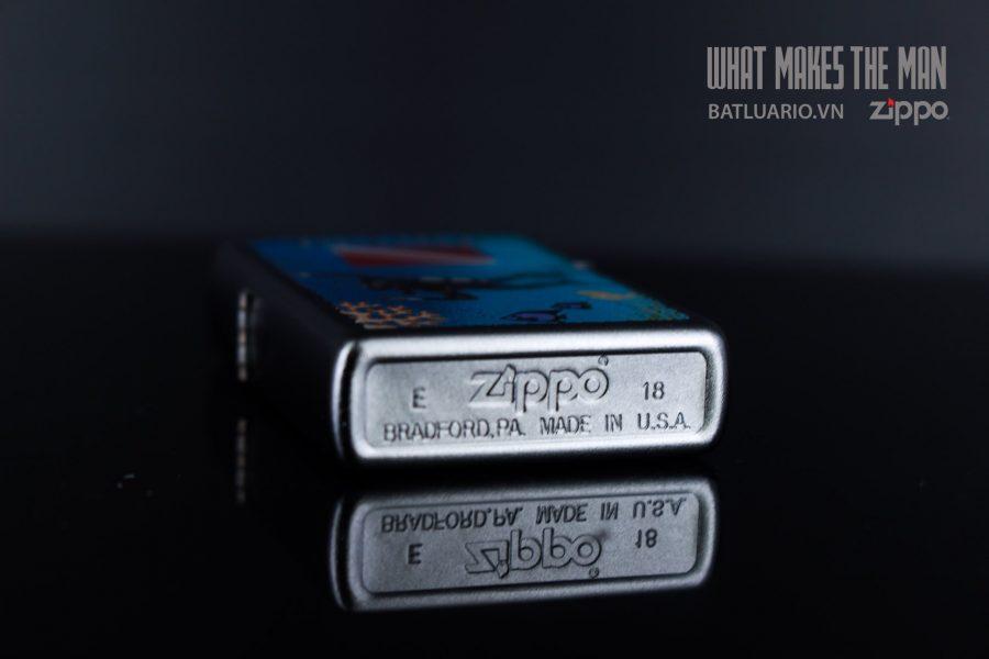 ZIPPO 205 SCUBA DRIVER 4