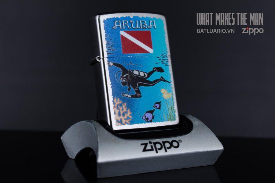 ZIPPO 205 SCUBA DRIVER