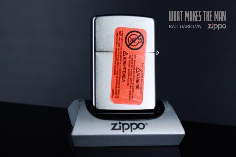 ZIPPO 205 SHOWER SCENE 3