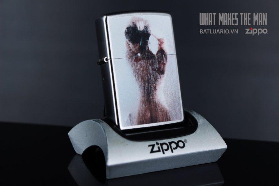ZIPPO 205 SHOWER SCENE