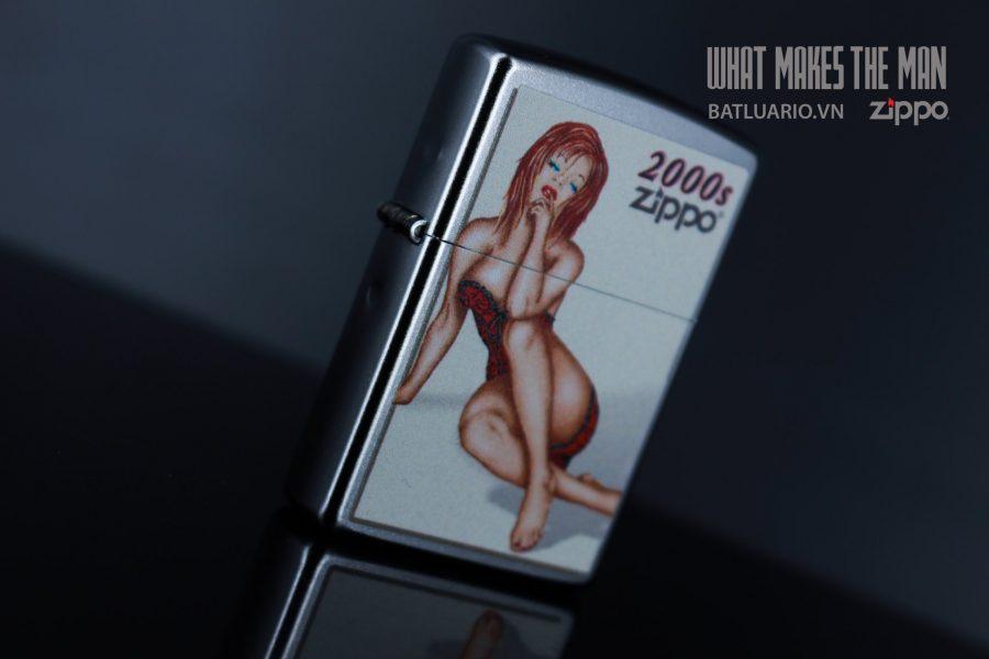 ZIPPO 205 ZIPPO PIN UP 2000S 5