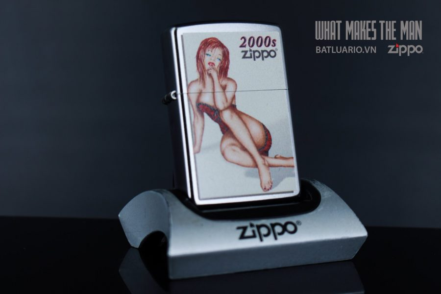 ZIPPO 205 ZIPPO PIN UP 2000S