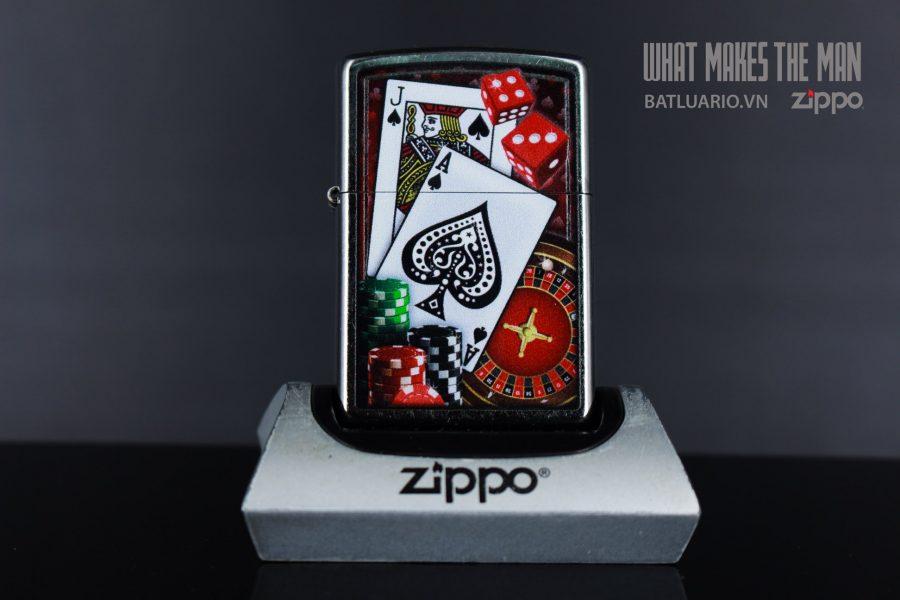 ZIPPO 207 ACE 1