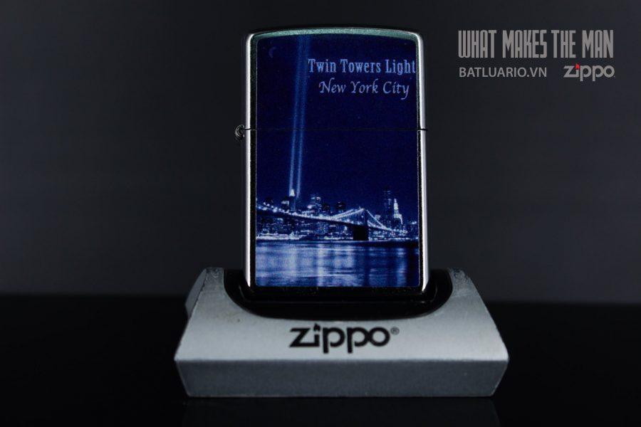 ZIPPO 207 BROOKLYN BRIDGE AND TOWER 2