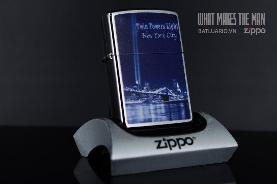 ZIPPO 207 BROOKLYN BRIDGE AND TOWER