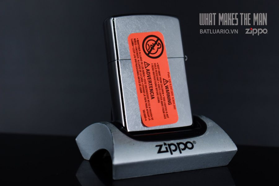 ZIPPO 207 EAGLE AND SHIELD 2
