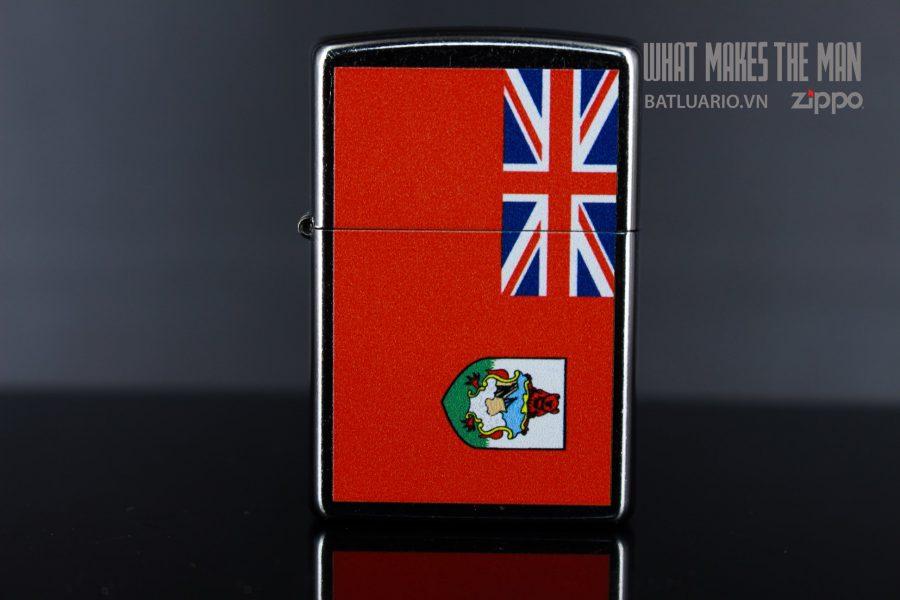 ZIPPO 207 FLAG OF BERMUDA 7