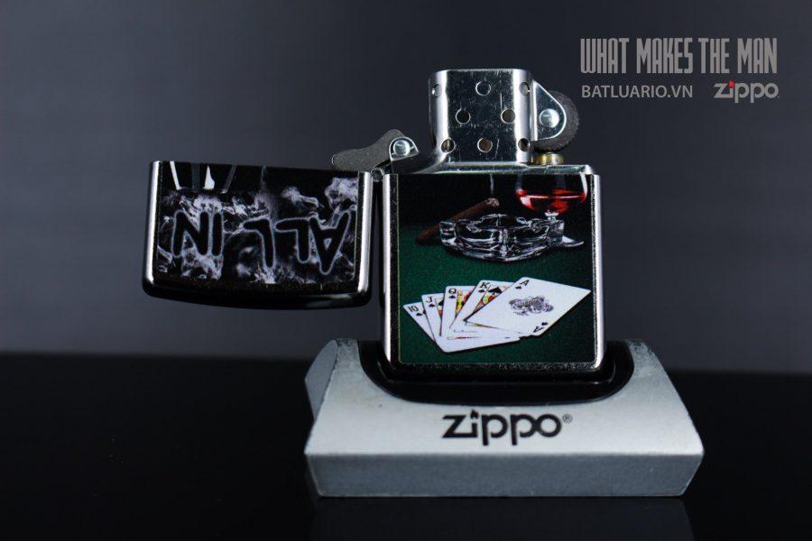 ZIPPO 207 GLAMBING 2