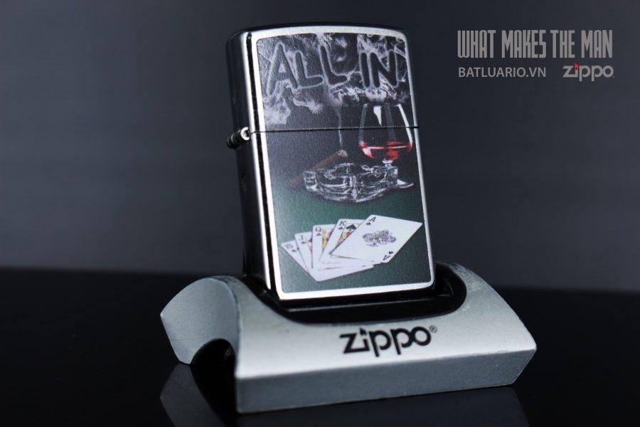 ZIPPO 207 GLAMBING