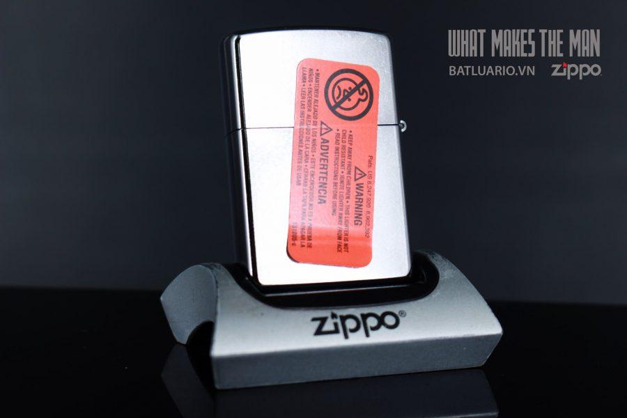 ZIPPO 207 NEW YORK LUCK OF THE IRISH 1