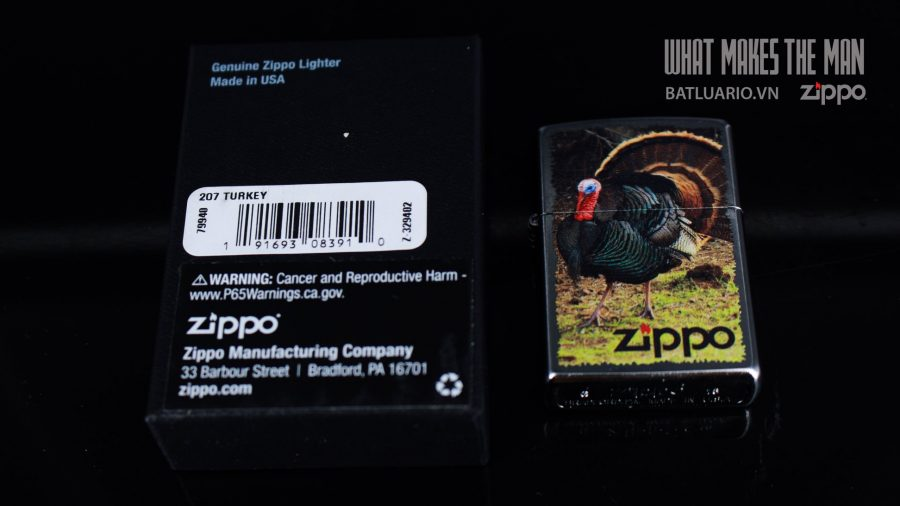 ZIPPO 207 TURKEY 1