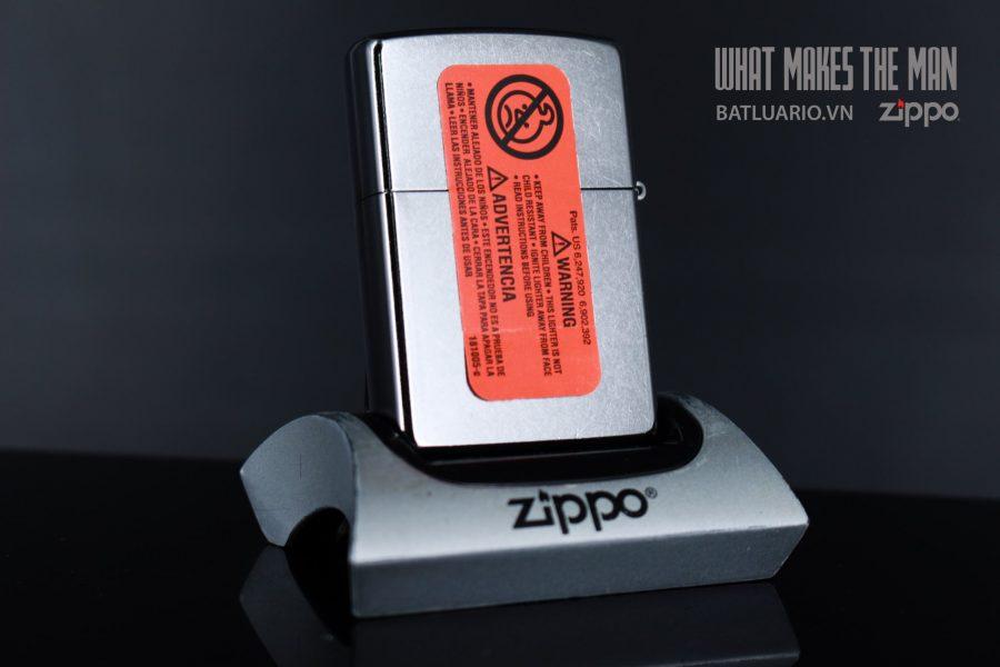 ZIPPO 207 VINTAGE PIN UP 3