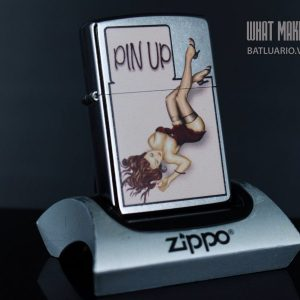 ZIPPO 207 VINTAGE PIN UP