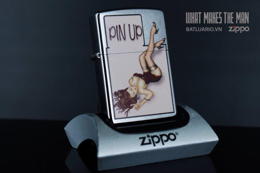 ZIPPO 207 VINTAGE PIN UP