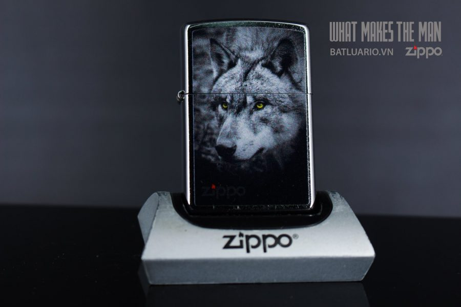ZIPPO 207 WOLF 2