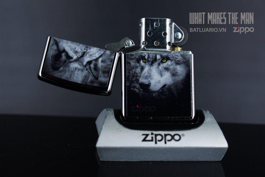 ZIPPO 207 WOLF 3