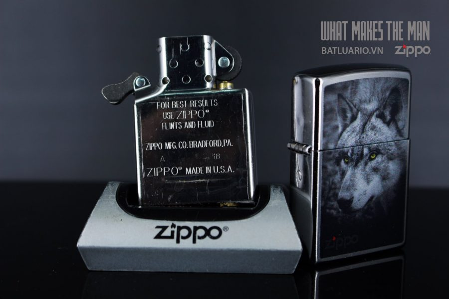 ZIPPO 207 WOLF 6