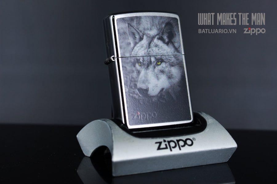 ZIPPO 207 WOLF