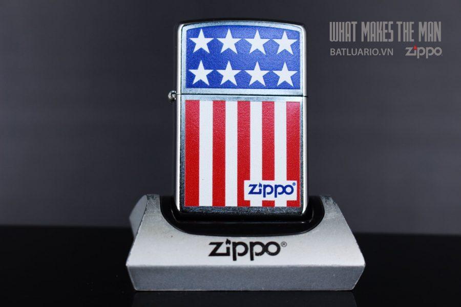 ZIPPO 207 ZIPPO STARS AND STRIPES 2