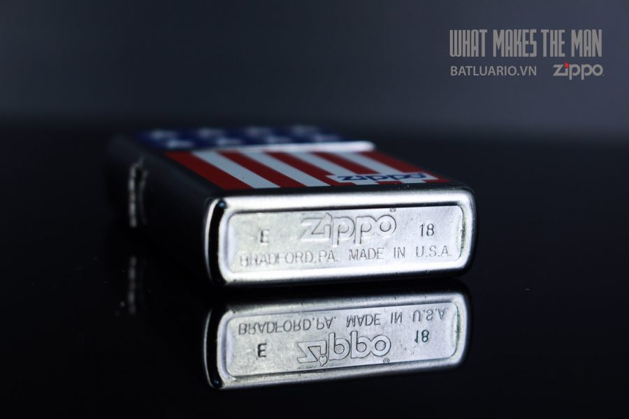 ZIPPO 207 ZIPPO STARS AND STRIPES 4