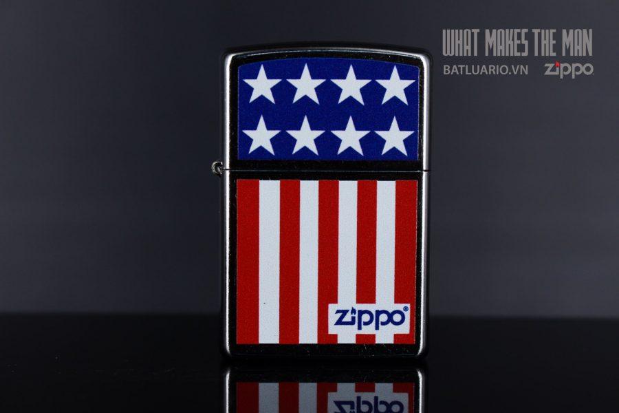 ZIPPO 207 ZIPPO STARS AND STRIPES 5