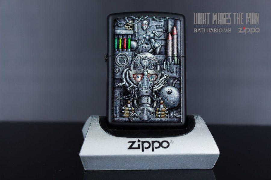 ZIPPO 21 PILOT 1