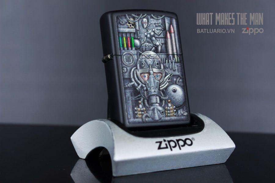 ZIPPO 21 PILOT