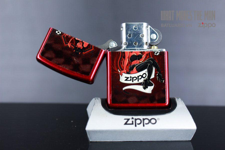 ZIPPO 21063 DEVIL GIRL 3