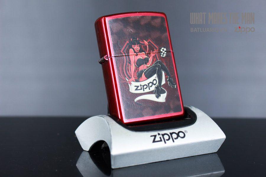 ZIPPO 21063 DEVIL GIRL