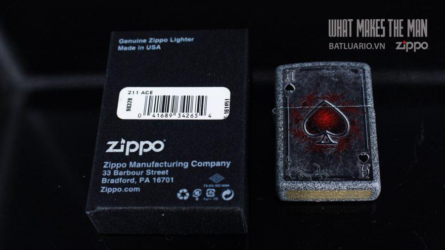 ZIPPO 211 ACE 1