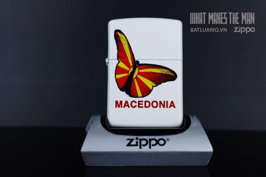 ZIPPO 214 MACEDONIA BUTTERFLY 2