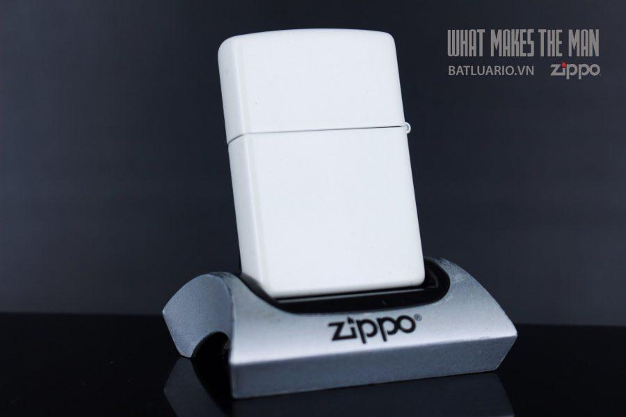 ZIPPO 214 OHM LOTUS DESIGN 3