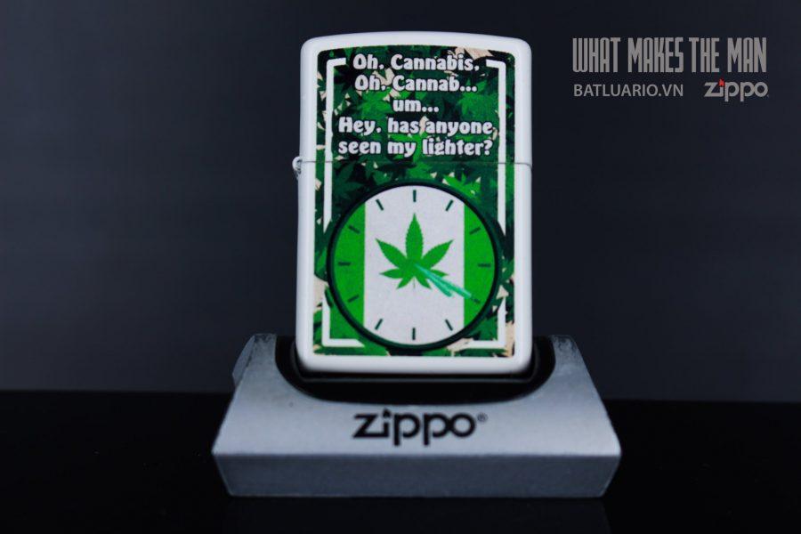 ZIPPO 214 SMOKER'S LOCK 2