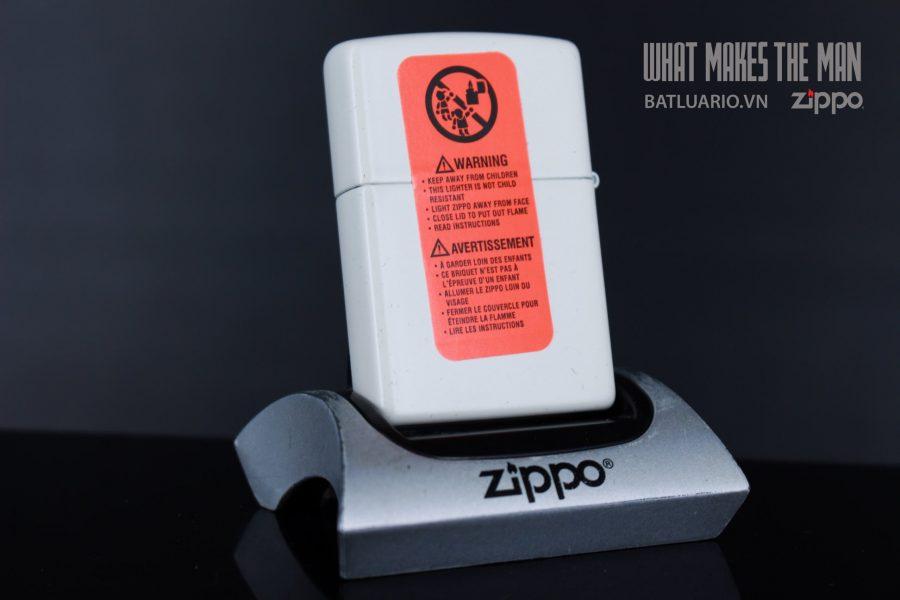 ZIPPO 214 SMOKER'S LOCK 3