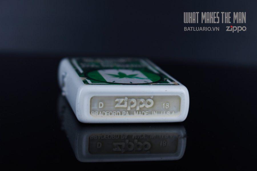 ZIPPO 214 SMOKER'S LOCK 6