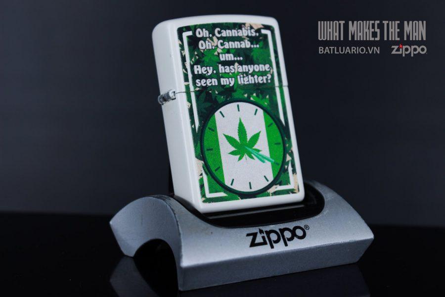 ZIPPO 214 SMOKER'S LOCK