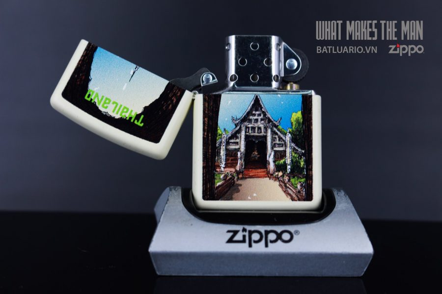ZIPPO 216 THAILAND SIGHTS #1 2