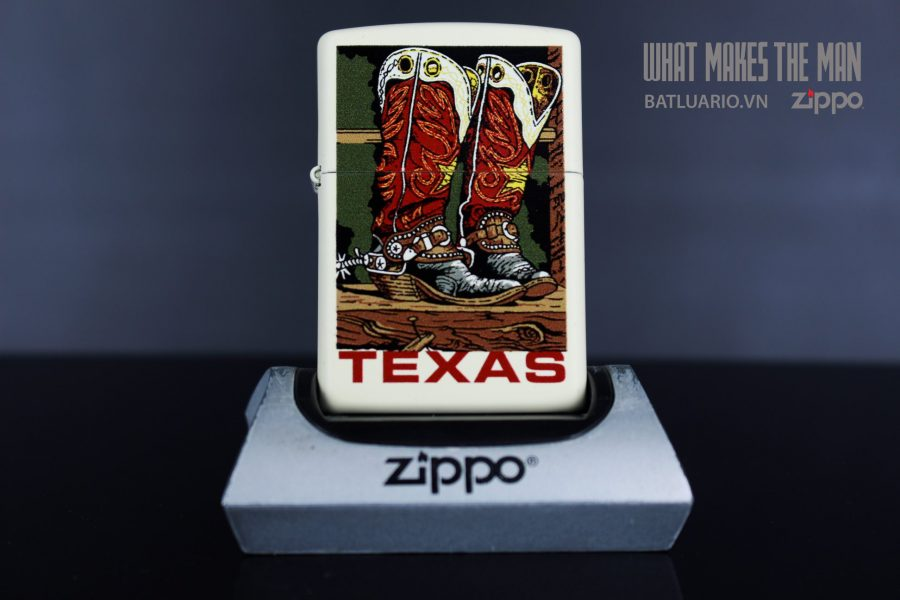 ZIPPO 216 THE BOOTS 2