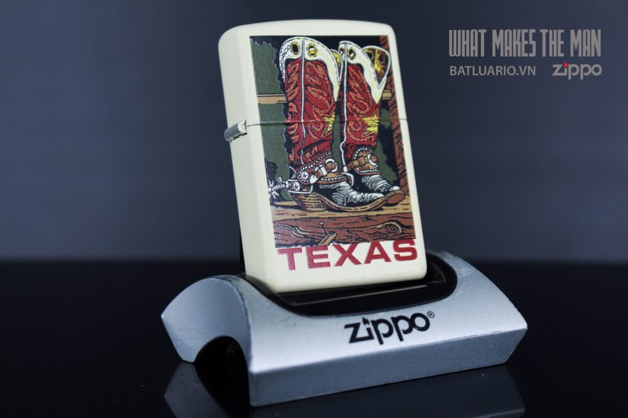 ZIPPO 216 THE BOOTS