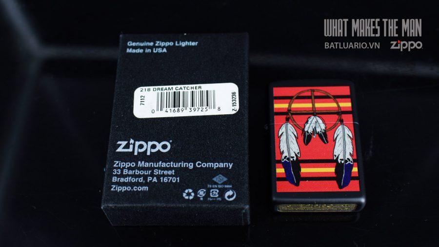ZIPPO 218 DREAM CATCHER 1