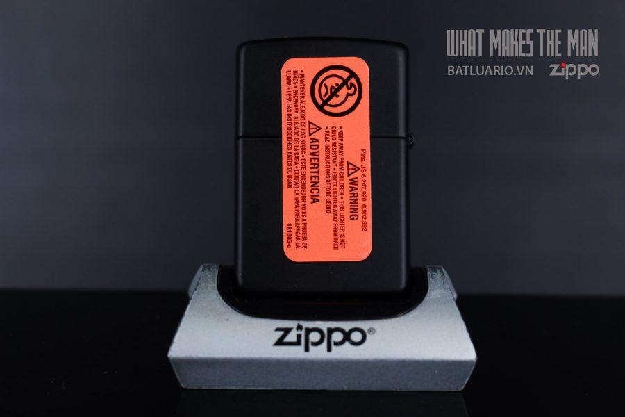 ZIPPO 218 DRIPPING LEAF DESIGN 2