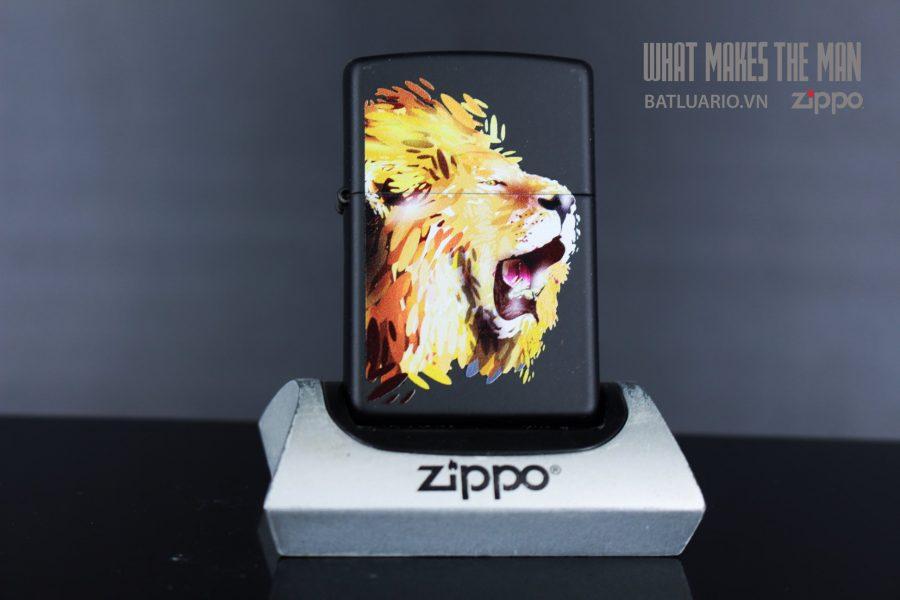 ZIPPO 218 FIERCE LION 2