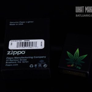ZIPPO 218 KEEP OF THE GRASS 1