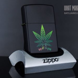 ZIPPO 218 KEEP OF THE GRASS