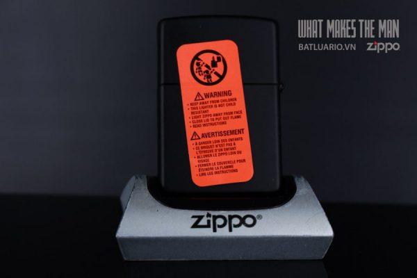 ZIPPO 218 LEAF 420 CLOCK 3