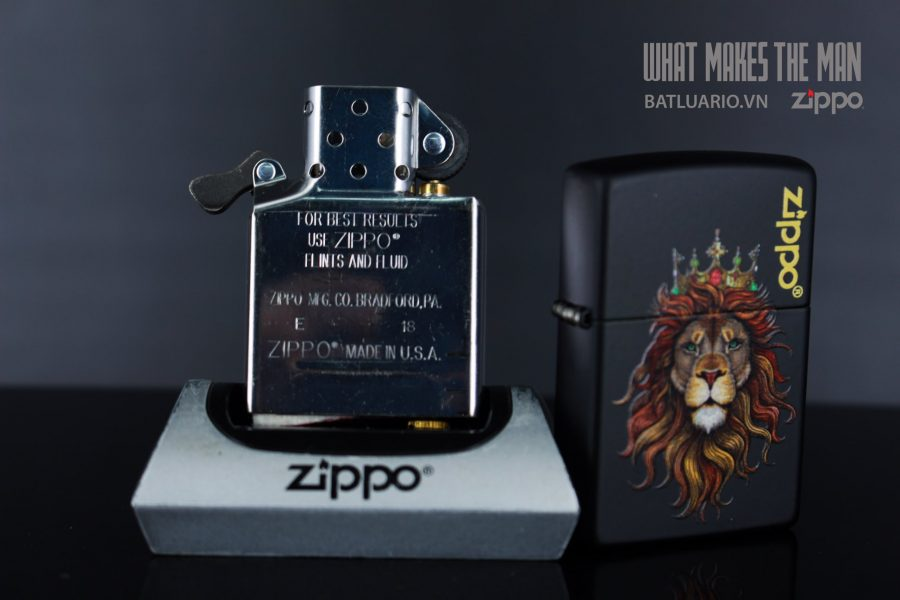 ZIPPO 218 LION KING 4