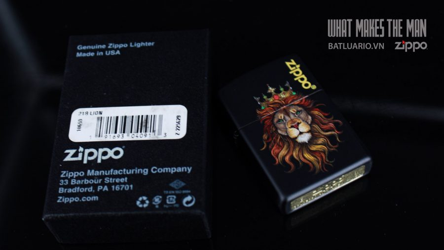 ZIPPO 218 LION KING 5