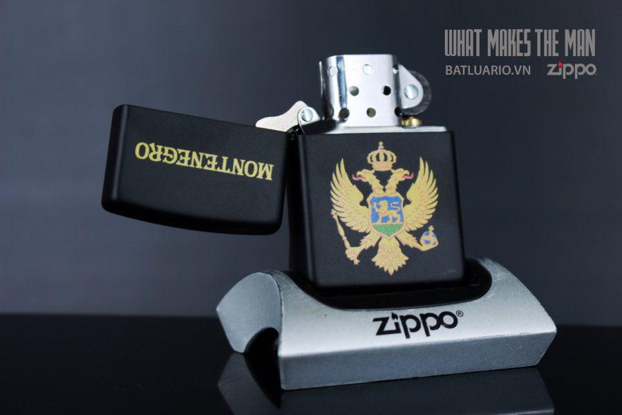 ZIPPO 218 MONTENEGRO DESIGN 3