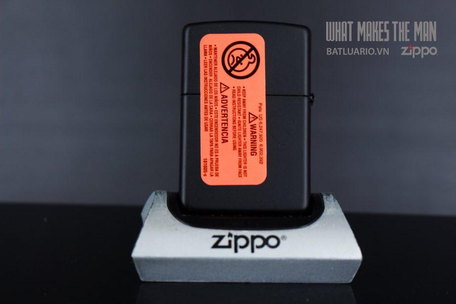 ZIPPO 218 WOLF HOWL MOON 3